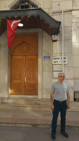 """Hobyar Cami sirkeci """"Suriye Mimarisi"""" özelliği taşımaktadır"""