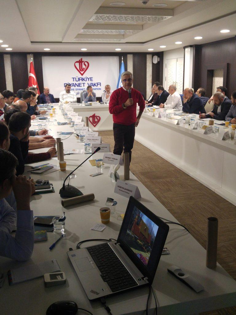 TDV Yayınevleri Eğitimi Ankara